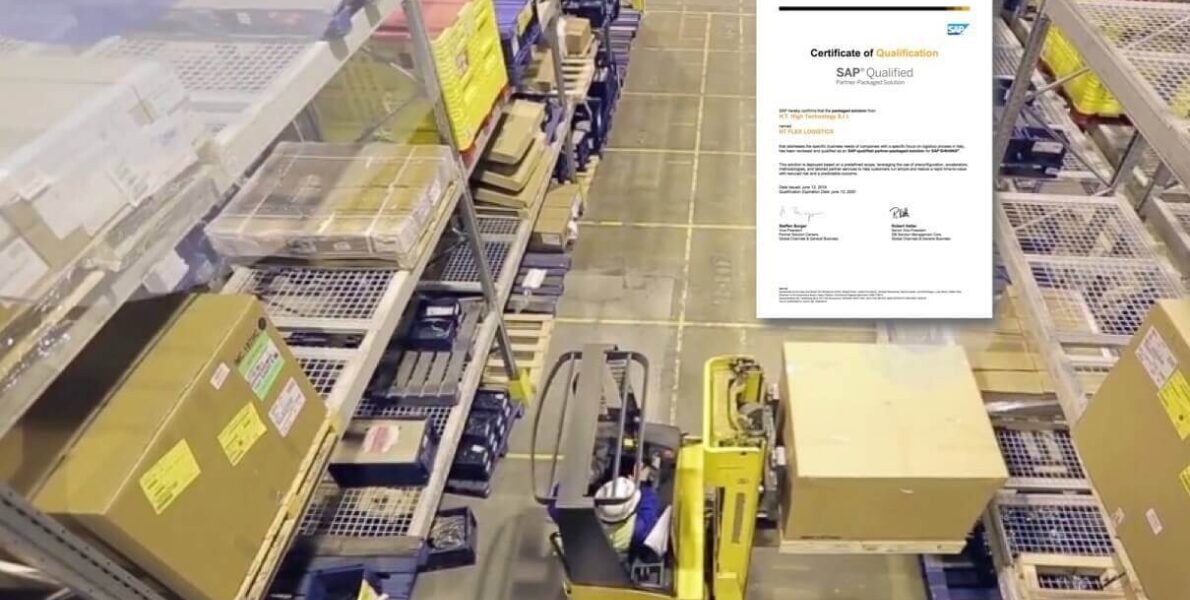 Sap Qualified Patner Packaged Solution For Sapshan Logistics